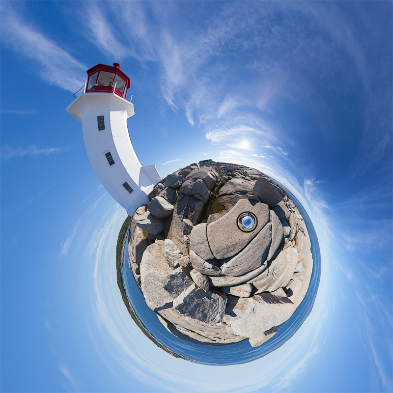 'Peggy's Lighthouse Study #2'